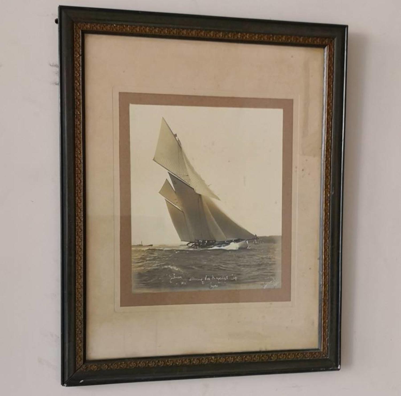 Beken of Cowes  framed photograph