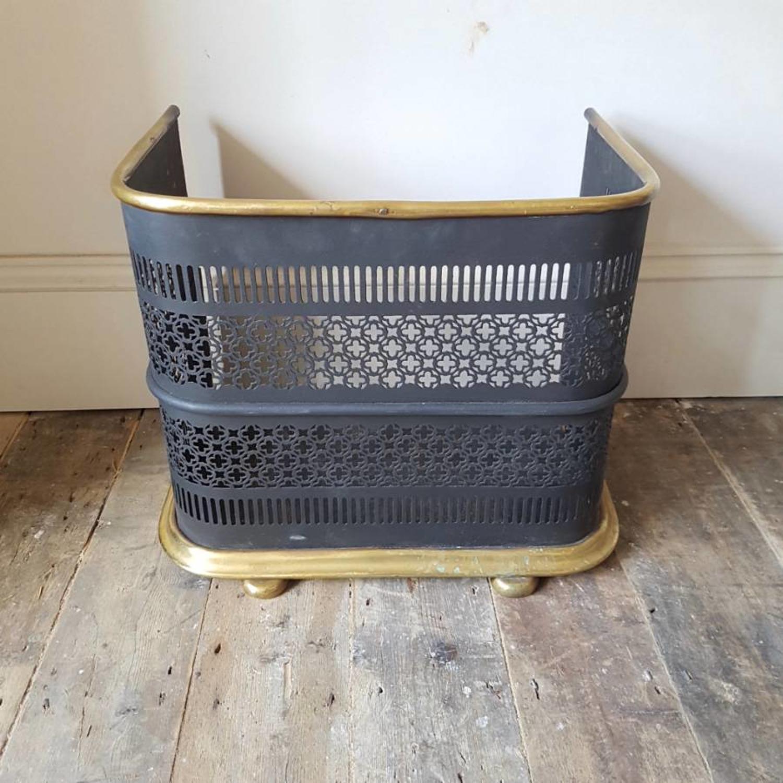 19th century bedroom fender