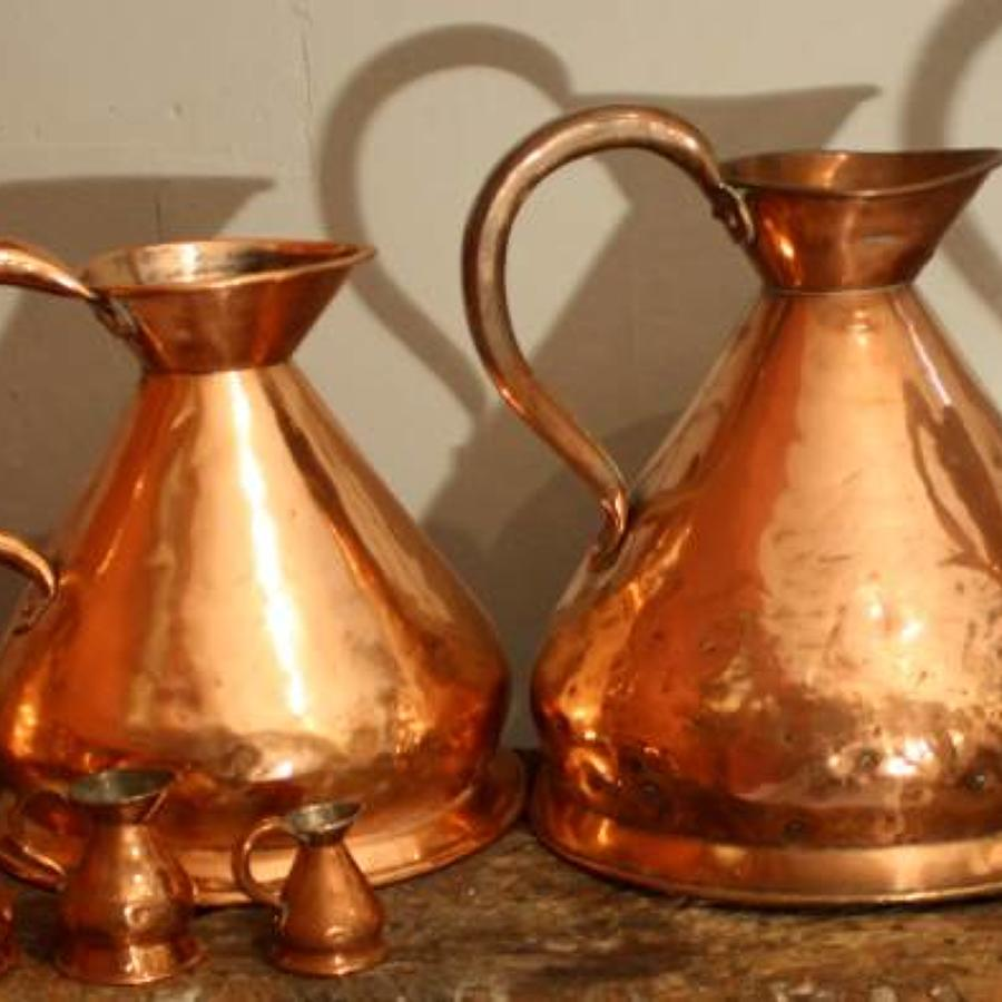 A set of copper measures