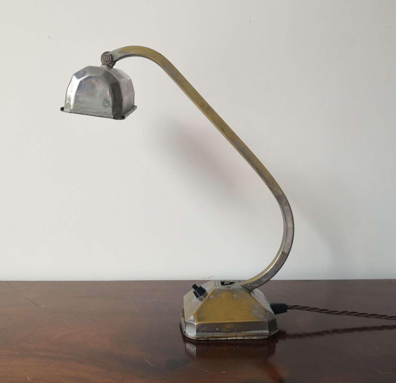 !930s desk light