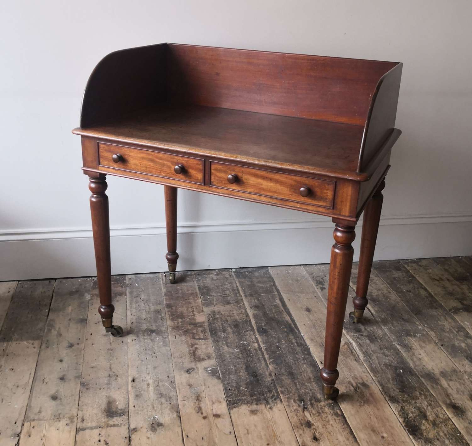 19th century washstand /dressing table att to Holland & sons