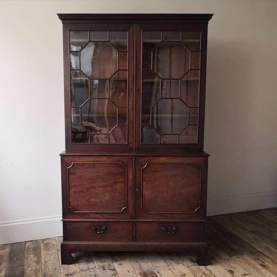 A George III bookcase