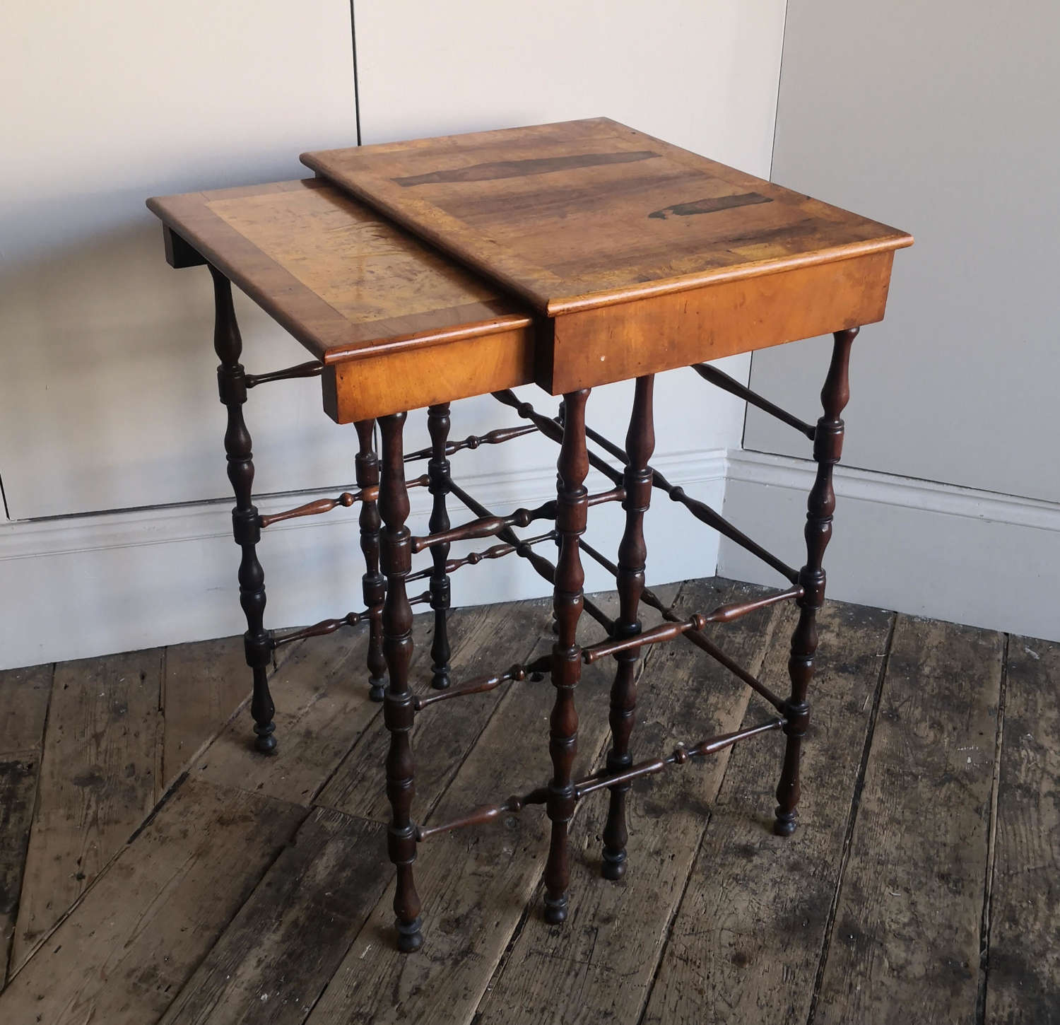 Gillows nest of tables