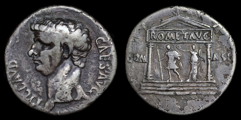 CLAUDIUS SILVER CISTOPHORUS