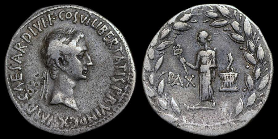 AUGUSTUS SILVER CISTOPHORUS