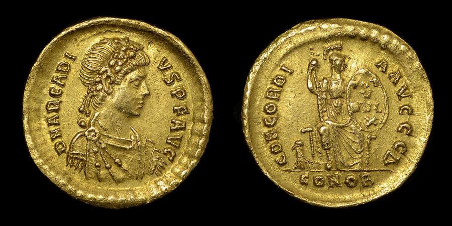 ARCADIUS GOLD SOLIDUS