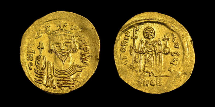 PHOCAS GOLD SOLIDUS